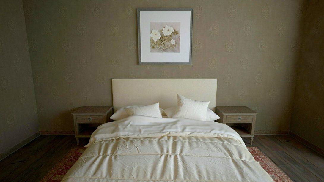 bed, room, bedroom