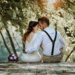 couple, wedding, marriage
